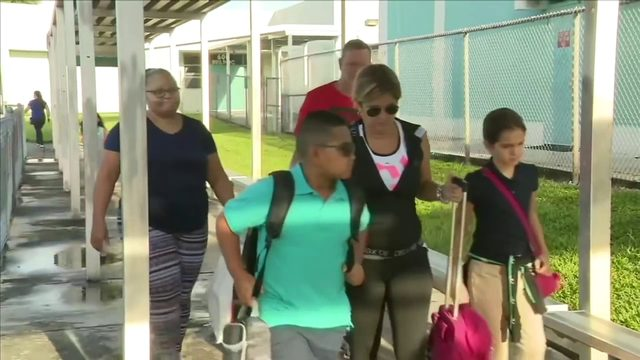 Broward County students head back to school Wednesday