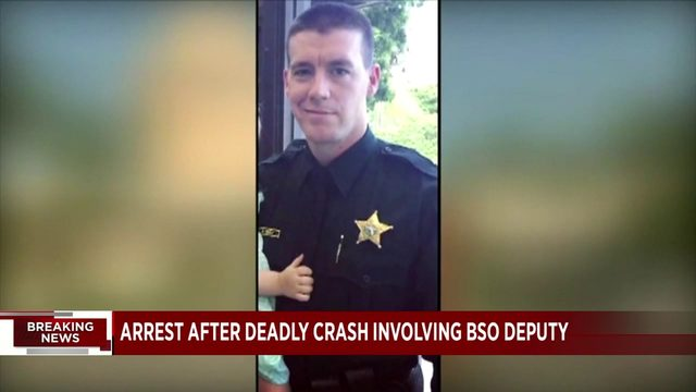 Driver faces numerous charges in death of BSO deputy