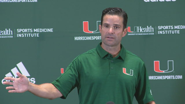 Manny Diaz wants Florida, FSU, Miami to play each other every year