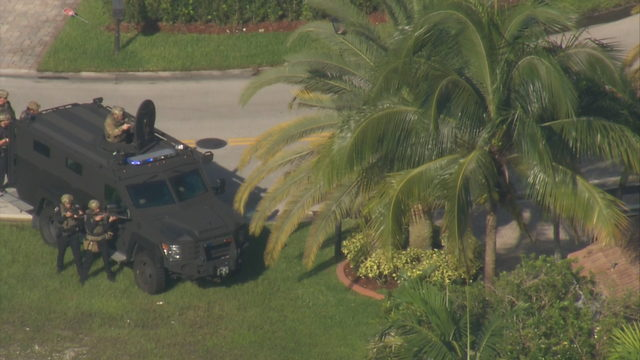 Police say 'no confirmation' of crime after incident in Pembroke Pines community
