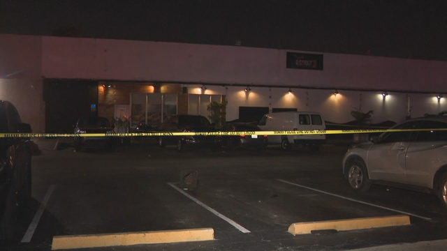 At least 1 wounded in shooting at District 3 nightclub