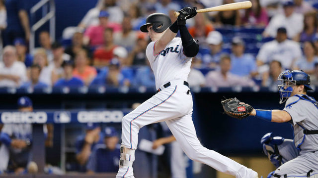 Bellinger hits 40th but Dodgers lose to Marlins, 13-7