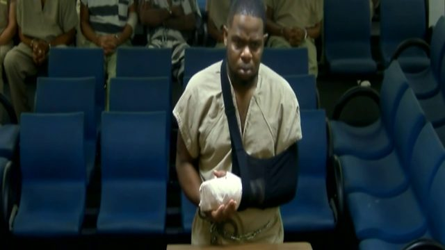 Man accused of causing crash that killed deputy faces judge
