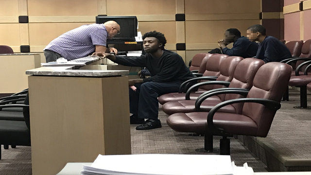 Teen ordered held for 21 days following school threat