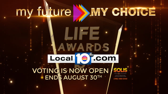 Vote for your favorite LIFE Awards Finalist