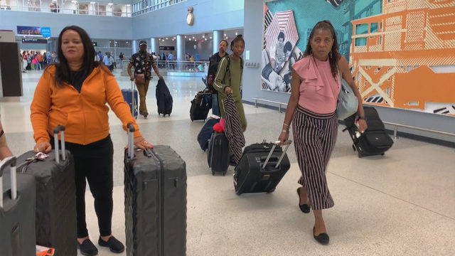 Nationwide systems outage causing customs delays in South Florida