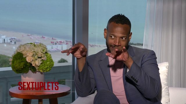 Marlon Wayans brings new comedy to Netflix