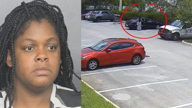 Woman accused of leaving child in locked car for 3 hours in Fort Lauderdale