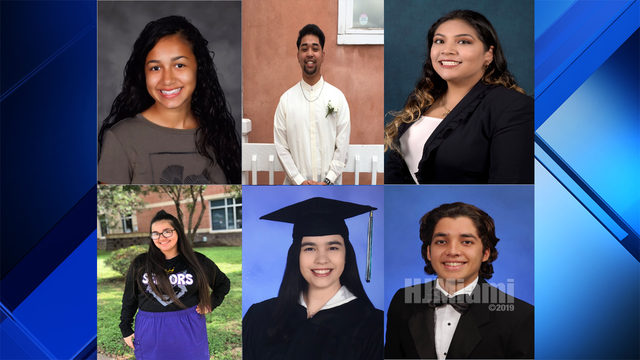6 South Florida Hispanic students awarded college scholarships from McDonald's