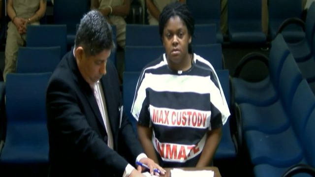 Woman accused of intentionally leaving child in locked car in BJ's…