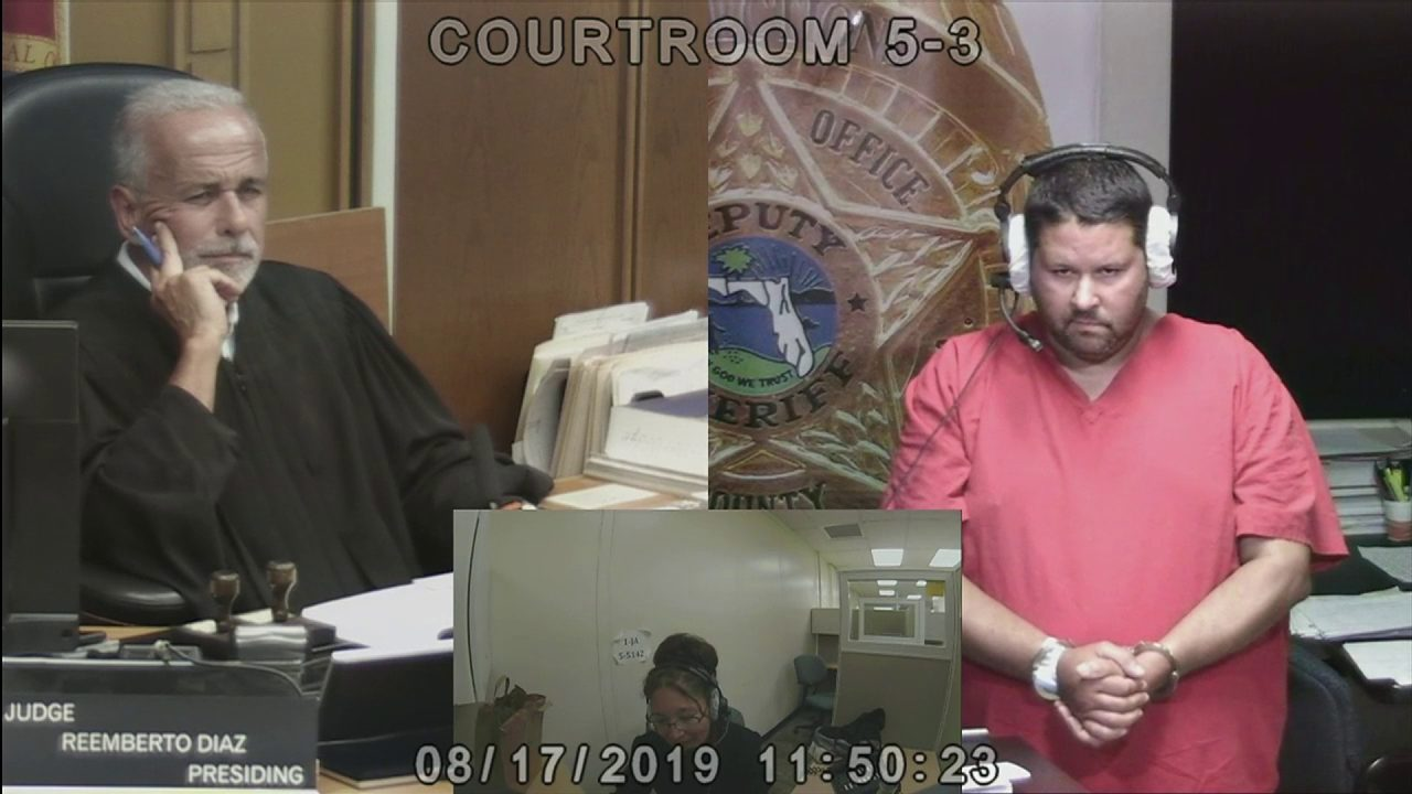 Rickenbacker Causeway shooter appears in court for cyclist's murder