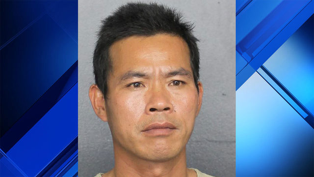 Nail salon owner arrested after shooting in Broward