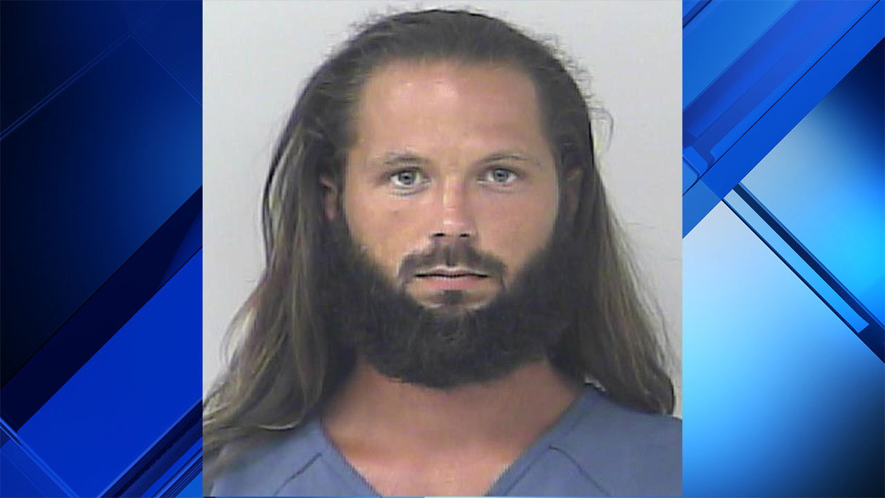 Police: Florida man set woman's house on fire after dispute