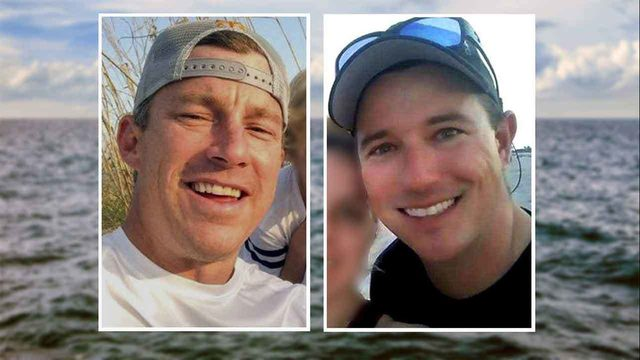 Firefighters from Florida, Virginia disappear during fishing trip
