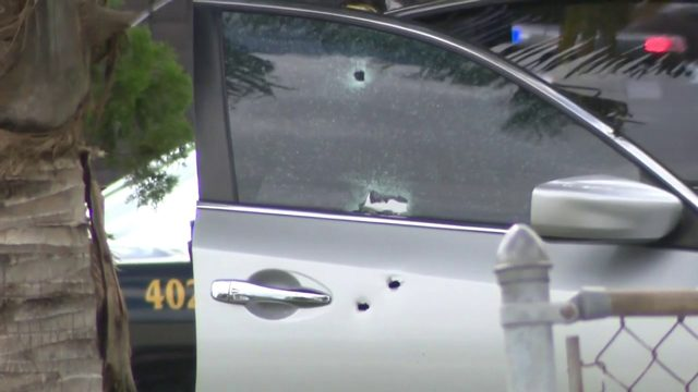 Driver critically injured in Miami Gardens shooting
