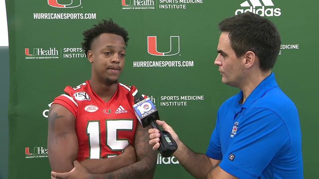 Hurricanes starting QB Jarren Williams ready for spotlight