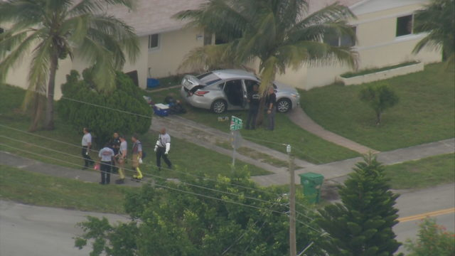 Man shot while driving in Miami Gardens, police say