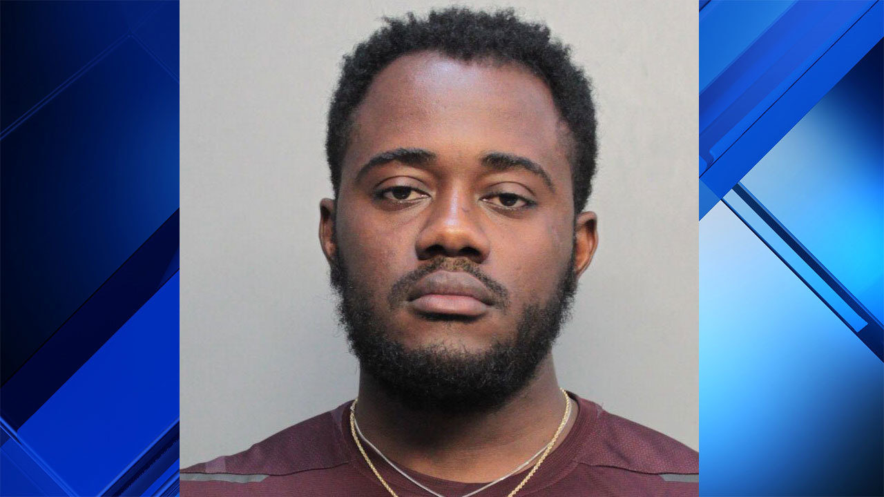 Man faces charges in synagogue shooting in Miami-Dade
