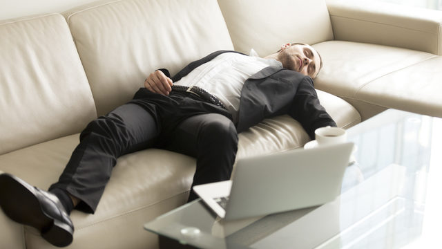 Like to snooze? Napping could be sign of Alzheimer's