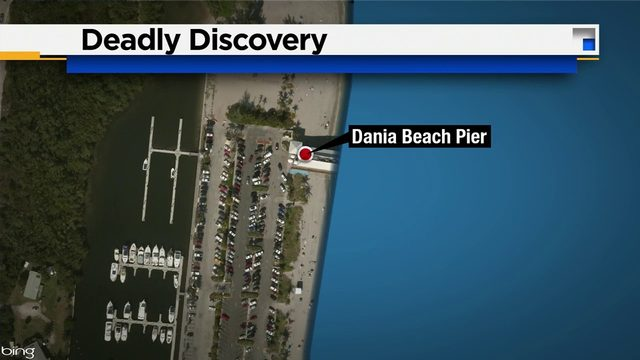 Partial remains found in ocean near Dania Beach