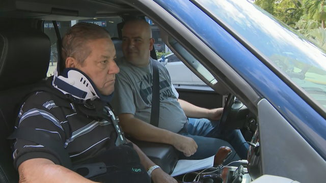 Elderly man released from hospital after being run over by his own SUV