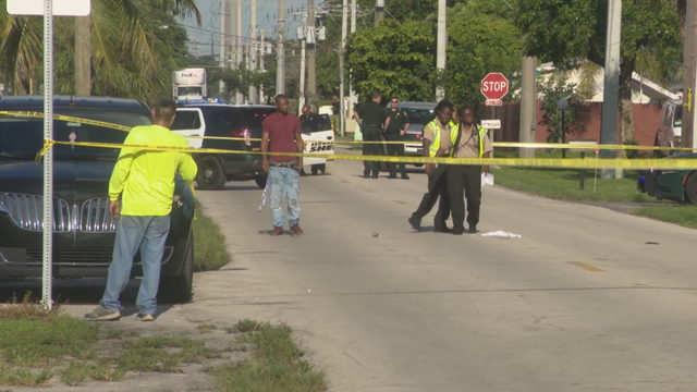 12-year-old boy struck by vehicle in Pompano Beach