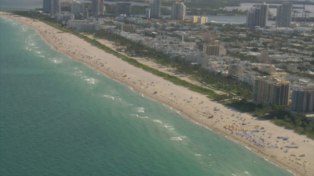 Swimming advisory posted at several Miami-Dade beach sites