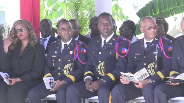 Haiti reinstates military after 1995 disbandment over coups