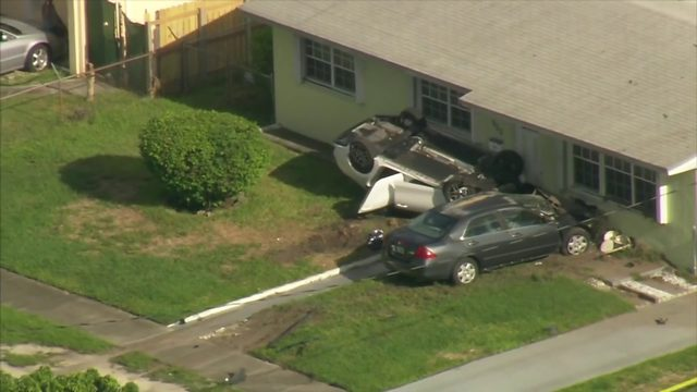 After car plows into home, man wants Miami Gardens to prevent another accident