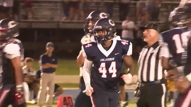 Columbus High School star returns to field after FHSAA ban