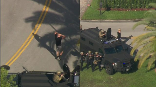 911 call released from swatting prank in Pembroke Pines
