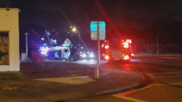 2 police cruisers involved in crashes in Miami Gardens
