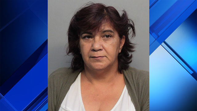 Woman accused of threatening to blow up DMV office in Opa-locka
