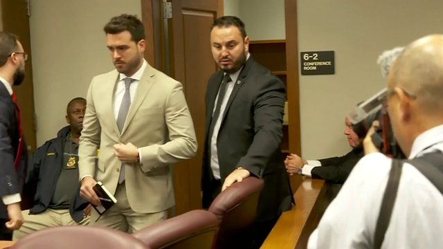 Mexican actor appears in court for 'stand your ground' hearing