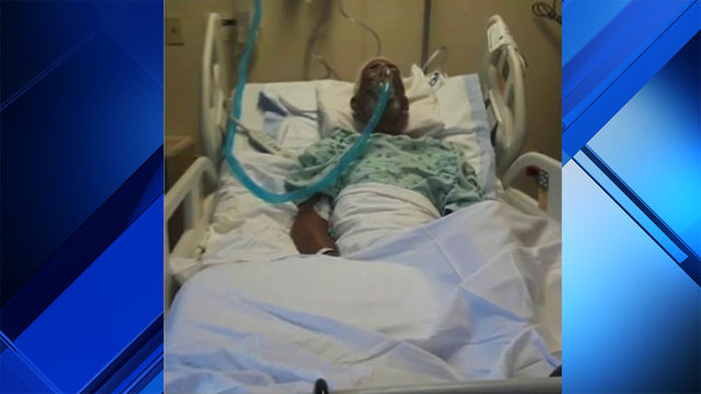 Police in Miami hoping to find person responsible for horrible beating…