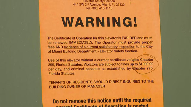 Elderly and disabled residents worried living at Miami building
