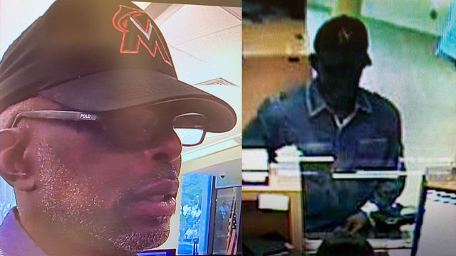 2 bank robberies reported in Miramar