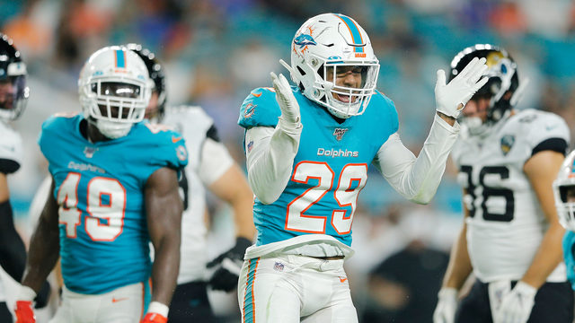 Dolphins trade Minkah Fitzpatrick to Steelers per reports