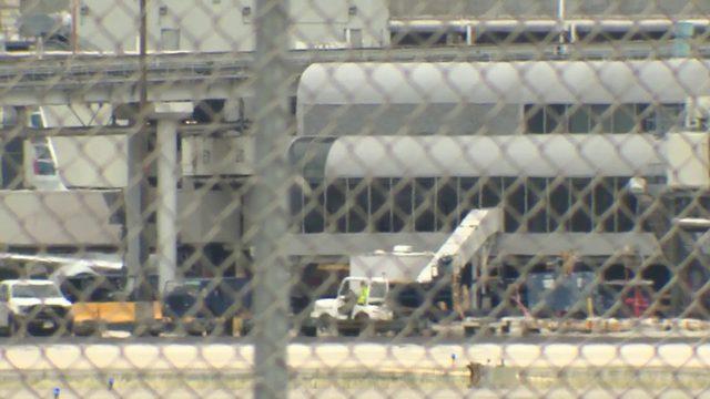 Lightning strike injures 2 workers at Miami International Airport