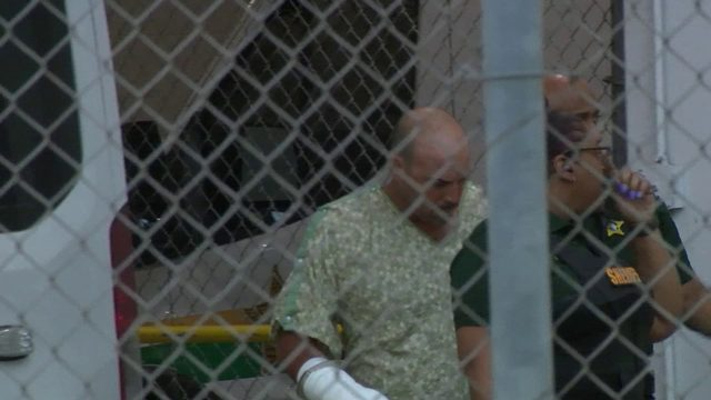 Suspect in fatal Coconut Creek shooting is at Broward's main jail