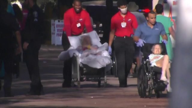 4 charged nearly 2 years after heat-related deaths at Hollywood nursing home
