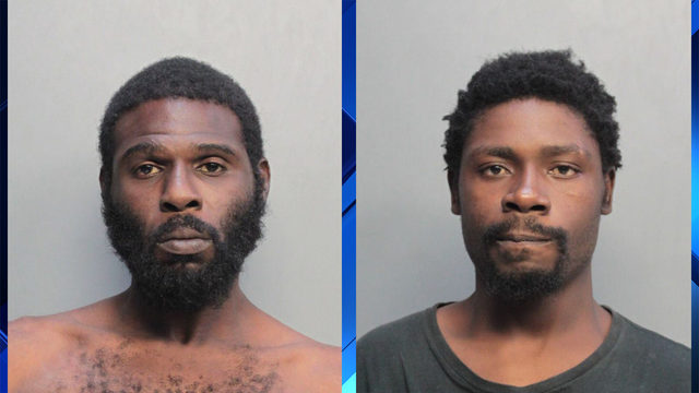 Brief police chase ends with suspect jumping off MacArthur Causeway