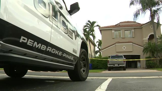 3 killed, child injured in apparent domestic-related shooting in Pembroke Pines