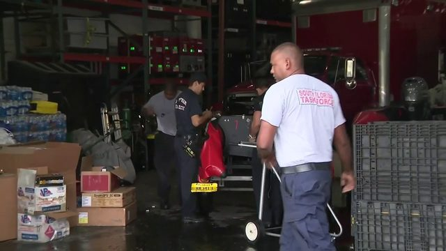 South Florida first responders head to Caribbean as Tropical Storm…