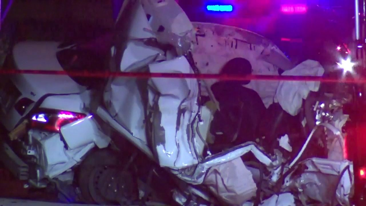 Mother arrested in Margate crash that killed 5-year-old son