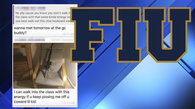 Officials aware of social media threat at FIU