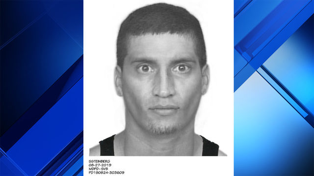 Sketch released of man who tried to abduct girl, 9, in Miami-Dade County