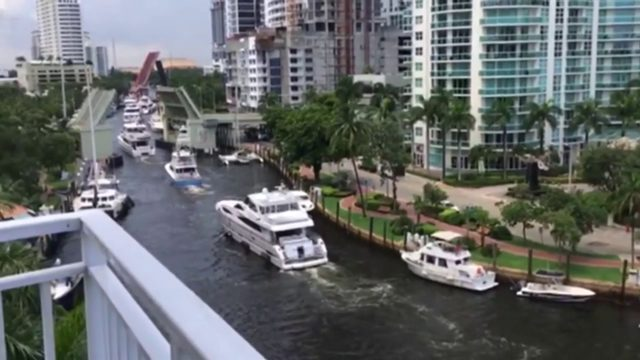 Boat owner on Hurricane Dorian preparations: Anything flying off boat…