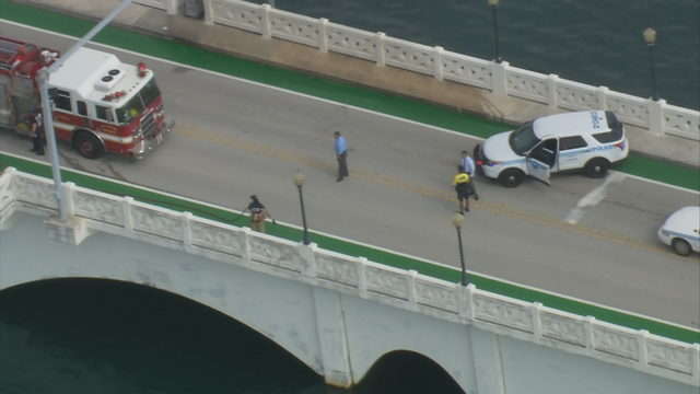 Bicyclist fatally struck by vehicle on Venetian Causeway in Miami
