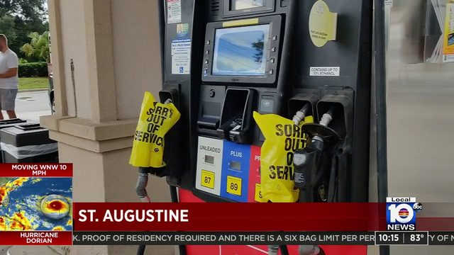 Authorities want drivers to report price gouging